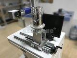 Verticale Rotary Device Fiber Laser Marking Machine Marquage sur Verre Vase