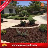 Cerca artificial del jardín de la hierba de la cubierta para el jardín