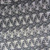 Laço geométrico de nylon decorativo elegante por atacado do teste padrão