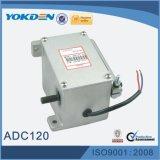 Тепловозный электрический силовой привод привода ADC120 12V генератора