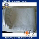 Filtre de fibre de verre du sachet filtre PTFE de collecteur de poussière d'usine de traitement des déchets