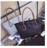 カスタマイズされた新式の方法PUの革女性のハンドバッグ