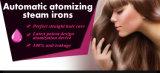 AC100V-240V vendem por atacado o Straightener Titanium do cabelo do vapor da compra da tevê da aprovaçã0 do Ce do cETL do Tourmaline cerâmico (V179)