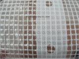 Échafaudage en plastique couvrant Rolls, Rolls en plastique
