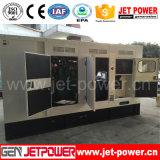 generatore diesel raffreddato ad acqua 500kVA con il serbatoio di combustibile di Cummins 2000L