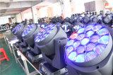 Het hete van de LEIDENE van de Verlichting 19X15W van het Stadium van de Verkoop Oog die Bij van de Verlichting Grote het HoofdLicht van het Stadium bewegen