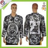 Projetar a venda de Fol da camisola do treinamento do hóquei do gelo da V-Garganta