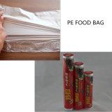 PEの商業用等級の浮彫りになる表面の処理およびPEの物質的な食糧節約器袋