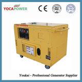 gruppo elettrogeno diesel insonorizzato portatile elettrico di 10kVA 8kw