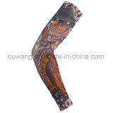 Ouwang heiße Verkaufs-Form-preiswerte elastische Tätowierung-Arm-Hülse