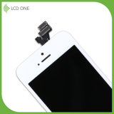 Écran tactile de remplacement d'affichage à cristaux liquides de réparation de garantie pour l'iPhone 5s