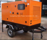 50kVA reboque Genset para vendas Philippins com o Cummins Engine novo original