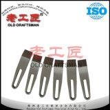 OEMによってカスタマイズされるCementeの炭化物の挿入ナイフ
