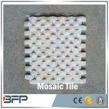 Mattonelle e reticoli di mosaico di marmo di pietra naturali