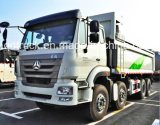 HOHAN HOWO/Heavy Duty 6X4 30 toneladas de volcado de la carga de camión volquete