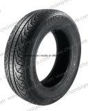 Neumático del coche de la polimerización en cadena de la buena calidad con todo el certificado