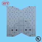 PCB van het Aluminium van de douane voor 1.0mm Ronde LEIDENE PCB van de Bol (hyy-070)