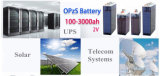 Excellente batterie solaire du prix bas 12V 250ah pour le marché de l'Afrique et de Dubaï