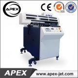De Digitale UV Flatbed Printer van de verbetering met Beweegbare Tribune, de Prijs van de Fabriek met Opleiding