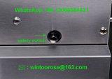 frigideira elétrica do aço 16+16L inoxidável com válvula do petróleo