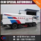 Hochdruckunterlegscheibe-Becken-LKW-Reinigungs-Kehrmaschine-LKW der straßen-16m3