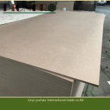 Furniture Uses 1220*2440*18mm Carb P2 Plain MDF with Cheapest Price