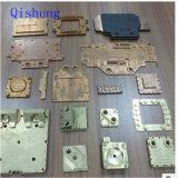 Piezas trabajadas a máquina CNC de las piezas, el moler o del torneado