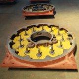 유압 호스를 위한 고속 두 배 Decker 철사 끈 기계