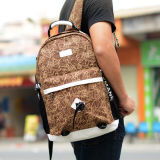 2017 New Large Capacity Mountaineering Bag Men Mochila Bolsa de impressão de impressão de saco