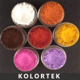 Pearl Lustre Nail Art Pigment, Multicolor Mica Powder in Nail Lacquer