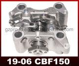 Piezas famosas de la motocicleta del brazo de eje de balancín de Motorycle de la marca de fábrica Cbf150