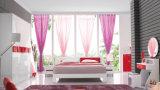 최신 판매 특대 성숙한 고전적인 침실 가구 세트 (HC909)
