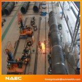 Solution tubulaire de fabrication de pipe extraterritoriale