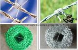 2つの繊維の二重ツイスト有刺鉄線(製造所)の安い価格