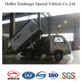 3cbm Foton Forland Euro4 Road Cleaner Sweeper Euro4