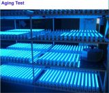 Tubo de vidro de LED T8 24W 1,5M SMD Lenghth 2835 6W-40W 140lm/W Alta Lumens AC85-277V para iluminação residencial 3 Anos de garantia
