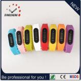 Mode Multi Fonction numérique montre-bracelet Bracelet montres de sport avec bracelet en silicone (DC-003)