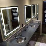 私達のための壁に取り付けられた浴室の虚栄心ミラーLED軽いミラー