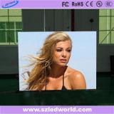 P3, P6 Indoor Rental Full Color Die-Casting LED Digital Display Placa de tela eletrônica para publicidade