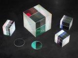 Divisor de haz de polarización óptica Cubo Prisma Glasses