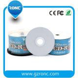 CD-R 700min 80min 52X Inkjet Printable пустые