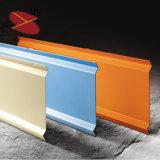 Ложный алюминиевый потолок экрана с SGS и ISO9001