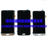 Экран касания LCD мобильного телефона для замены агрегата цифрователя экрана касания индикации галактики J3 LCD Samsung