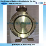 Het centrifugaal Omhulsel van de Pomp van het Water met Roestvrij staal CD4/316