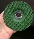 De groene Scherpe Schijf van de Kleur voor Ss/Steel