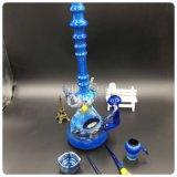 De dikke die Kunst van het Glas in China door Hbking Factory de KringloopWaterpijp van het Glas van Klein van de Wasfles van het Glas van de Boorplatforms van de Waterpijp van het Glas wordt gemaakt