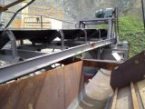 돌 Cushing는 일렬로 세운다 벨트 콘베이어 (B1200)를