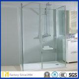 het Duidelijke Glas van 1.5mm12mm, Glas van de Douche van het Glas van de Bouw van de Vlotter van het Venster het Duidelijke