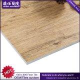 Mattonelle rustiche di legno delle mattonelle di pavimento della porcellana delle mattonelle di ceramica di sembrare del pavimento 600X600 del fornitore 3D della Cina