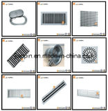 Difusor de jato de ar de alumínio retangular de aquecimento